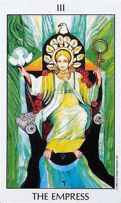 The Empress - Tarot