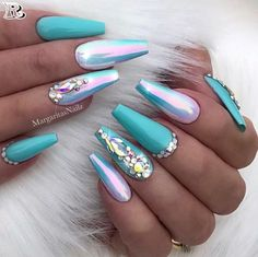 The best 35 Chrome Nail Polish 2018 - Reny styles
