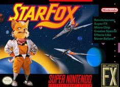 Star Fox - The Super FX chip works miracles.