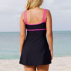 9f1156153b One Piece Swimsuit Swim Skirt Swimwear Plus Size Thong Bathing Suit  Brazilian Women Swimming Wear Push Up Vintage Monokini