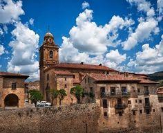 MI PARAISO ESCONDIDO: aldea medieval.