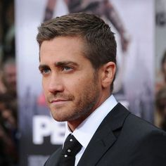 Jake Gyllenhaal corte de pelo - #Corte, #CortesDeCabelloParaHombre, #CortesDePeloParaHombres, #Gyllenhaal, #Jake, #Peinados, #PeinadosParaCabelloCorto, #Pelo