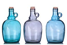 Love these! colored Multi-Color Chem. Bottles. https://www.onekingslane.com/invite/ericahaney Link for automatic free $15.00 credit.