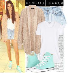 """#228 Kendall Jenner"" by anavukadinovic ❤ liked on Polyvore"