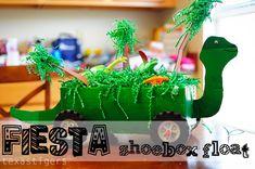 Texas Tigers: Fiesta day at preschool