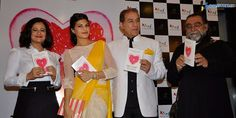 Shonali Sabherwal and Jacqueline Fernandez during the launch of book The Love Diet Bollywood Photos, Jacqueline Fernandez, Product Launch, Diet, Books, Livros, Livres, Book, Banting