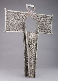 Pair of Stirrups | Mexican | The Met