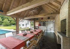 Tuinhuis #bijgebouw #poolhouse #zwembad #pool #garden #tuin http