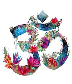 Items similar to Om Print on Etsy Yoga art, art for meditation, chakras, mindfulness Sanskrit Symbole, Image Zen, Om Art, Yoga Tattoos, Yoga Studio Design, Mudras, Yoga Meditation, Ohm Yoga, Yoga Inspiration