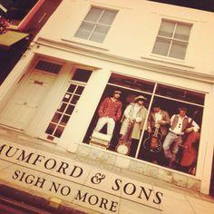 Mumford & Sons vinyl
