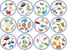 Vous connaissez le jeu Dobble ? Voici 7 versions différentes de ce jeu adoré des enfants et à imprimer gratuitement ! À vous de faire votre choix. - Page 3