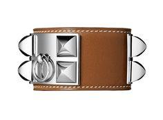 Hermes Bracelet dog collar