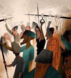 Art by Thorsten Hasenkamm* • Blog/Website | (www.thorstenhasenkamm.tumblr.com)