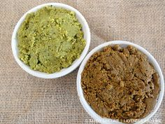 Pistachio paste is so simple to make. All you need is a food processor and a little bit of patience. I prefer the green colour of the raw pistachios to the brown of the roasted ones. Pistachio Paste Recipe, Raw Pistachios, B Recipe, Vegan Sauces, Baking Tips, Raw Vegan, Macarons, A Food, Food Processor Recipes