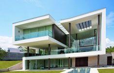 Casa Hacia el Río by Najas Arquitectos