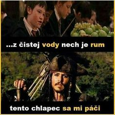 Some Jokes, Harry Potter Memes, Pirates Of The Caribbean, Man Humor, Johnny Depp, Best Memes, Hogwarts, Funny Jokes, Quotations