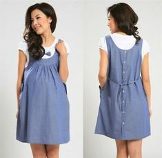 2015 summer maternity dress 2 piece set maternity one-piece dress pregnancy denim clothing bow clothes for pregnant women Mermaid Maternity Dress, Maternity One Piece, Plus Size Maternity Dresses, Maternity Dresses Summer, Dresses For Pregnant Women, Maternity Gowns, Maternity Fashion, Pregnant Clothes, Maternity Pants