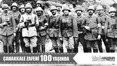 Çanakkale Zaferi'nin 100. yılında tüm kahramanlarımızı saygı ve sevgiyle anıyoruz. #Çanakkale #Zaferi #YüzYaşında #18Mart1915 #TamYüzYılÖnce #ÇanakkaleGeçilmez