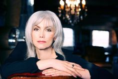 This is a tribute to 13 time Grammy winner, country songstress Emmylou Harris. At Emmylou Harris is till beautiful with her now trademark gorgeous grey h. Emmylou Harris, Country Singers, Country Music, Country Roads, Rosé Hair, You Never Can Tell, Buck Owens, Elvis Costello, Grand Ole Opry