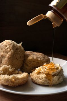 "it has been pinned as:  ""best biscuit recipe ever."""