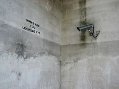 Camera - Banksy