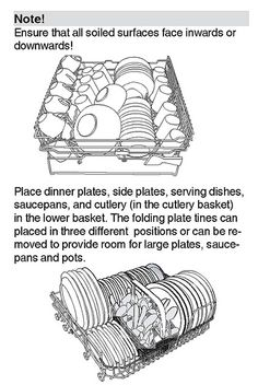 How to load your diswasher Youre Doing It Wrong, Large Plates, Side Plates, Serving Dishes, Clean House, Life Hacks, Home Improvement, Dishwasher, Cleaning
