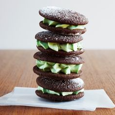 Chocolate Mint Kisses Recipe | BakingMad.com