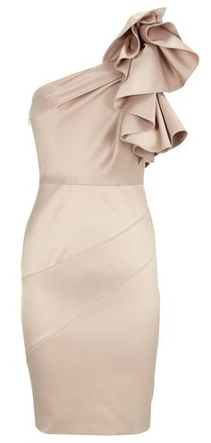 amazing rehearsal dinner dress (in white) or as is !  KAREN MILLEN |=