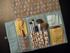 Make-up roll, easy to personalize