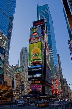 New York City time square <3