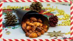 Pražené mandle v karamelu recept - Vařte s Majklem Christmas Drinks, Christmas Cooking, Christmas Recipes, Dog Food Recipes, Baking, Christmas Kitchen, Patisserie, Bread, Bakken