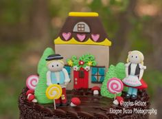 Giggles Galore: Hansel and Gretel Birthday Party