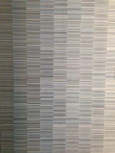 Waves patterns made from Slimtech tiles by Lea Ceramiche and Designer Patrick Norguet @ 3 color palettes: blue, green, and grey. Bath Design, Tile Design, Floor Patterns, Fabric Patterns, Bath Tiles, 2017 Design, Principles Of Design, Patterned Carpet, Wave Pattern