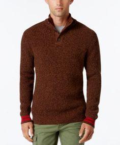 TOMMY HILFIGER Tommy Hilfiger Men'S Barnes Knit Sweater. #tommyhilfiger #cloth # sweaters