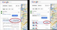 Google Maps passa a informar o tempo do trajeto com base no tráfego em tempo real