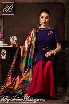Tisha Saksena designer Indian ethnic collection
