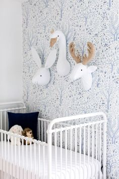 Soft and Neutral Nursery Reveal | Whitney Blake