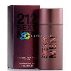 buy online 5014a b44f0 Carolina Herrera 212 Sexy Men EDT 100ml Perfume And Cologne, Best Perfume,  Mens Cologne