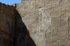 Fresques romaines du temple de Louxor / (Ancienne Egypte) en Images