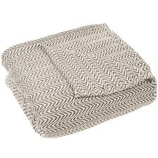 Beatrice Egyptian-Quality Cotton Blanket