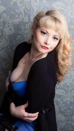 Exclusive photography - pinup shoot