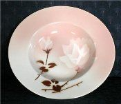 Syracuse China Madam Butterfly Restaurant Rimmed Soup Bowls