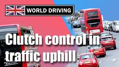 Clutch Control In Traffic Uphill - Learning To Drive A Manual / Stick Shift Car Driving Test Tips, Driving Instructions, Cars Youtube, Learning To Drive, Drive A, Car Hacks, Manual, Car Stuff, Channel