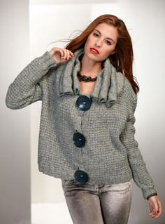 Yandex, Wow 3, Sari Blouse, Large Buttons, Button Dress, Jacket Buttons, Fashion Details, Turtle Neck, Pullover