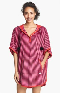 kensie 'Chilled Out' Poncho available at #Nordstrom