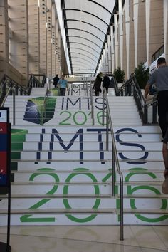#IMTS hashtag on Twitter