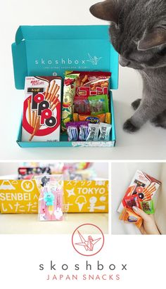 The Japanese Candy Club with new surprises every month! Ships Free anywhere in the US.