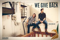 """#TBT #ThrowbackThursday   This week's Throwback goes out to our friends, Boot Campaign Ambassadors and Military Supporters, Florida-Georgia Line!   We were ecstatic to learn this morning that Florida-Georgia Line was nominated for FOUR - American Music Awards this morning!  They were nominated for, """"New Artist of the Year,"""" """"Single of the Year for Cruise,"""" """"Favorite Band, Duo, or Group - Country,"""" and """"Favorite Album of the Year - Country.""""   Now GO WIN Boys!"""