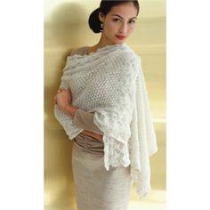Wedding shawl....Beautiful!