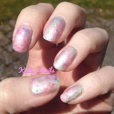 New post on Keelys Nails: Opal nails